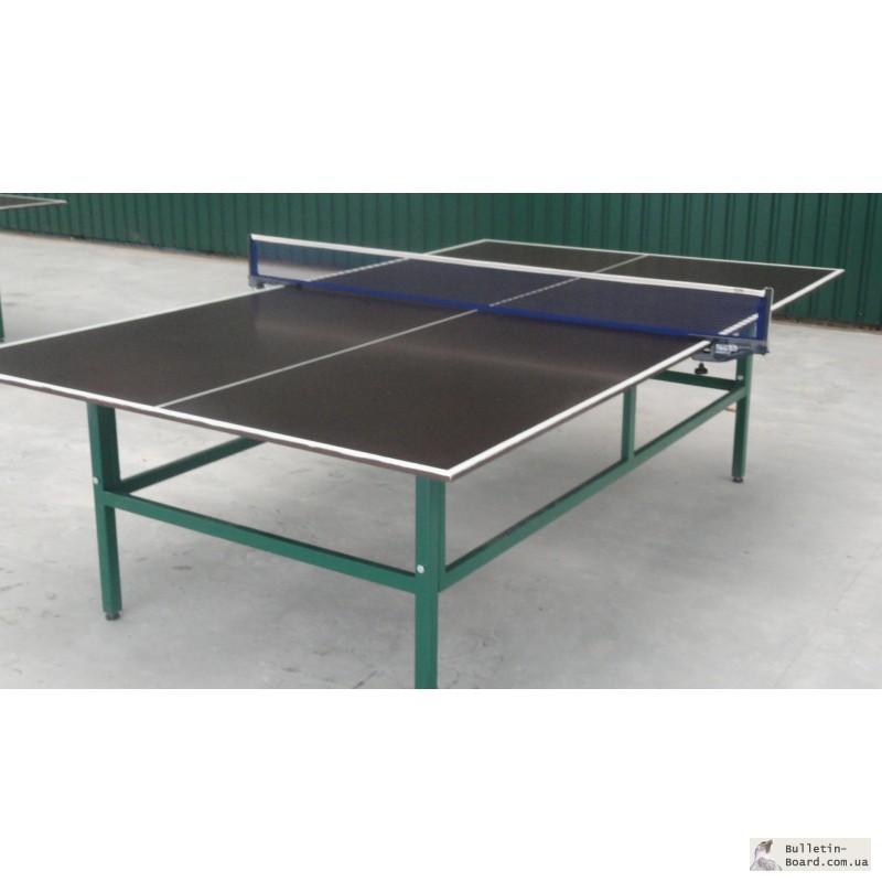 Стол для настольного тенниса уличный своими руками