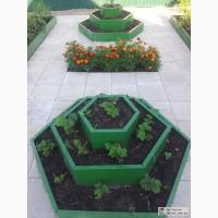 Клумба альпийская для декоративных растений