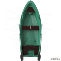 Пластиковая лодка, моторно-гребная шлюпка Kolibri RКМ-350