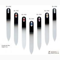 Пилочки для ногтей стекло Чехия