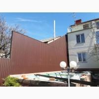 Профнастіл на забор, дах, ворота, гараж та інші споруди. Недорого з упоковкой!Доставка