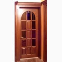 Двери межкомнатные деревянные под заказ, Одесса