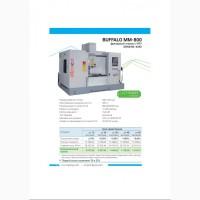 Фрезерный станок Buffalo MM-800 с ЧПУ Siemens 828D- лизинг 1010 евро в мес