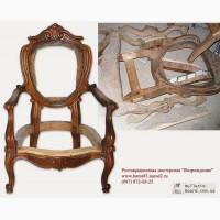 Реставрация старинных икон и мебели