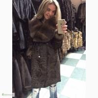 Стильная шуба пальто из меха каракульчи распродажа