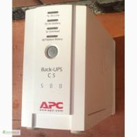 Продам источник бесперебойного питания APC Back-UPS (BK500EI)