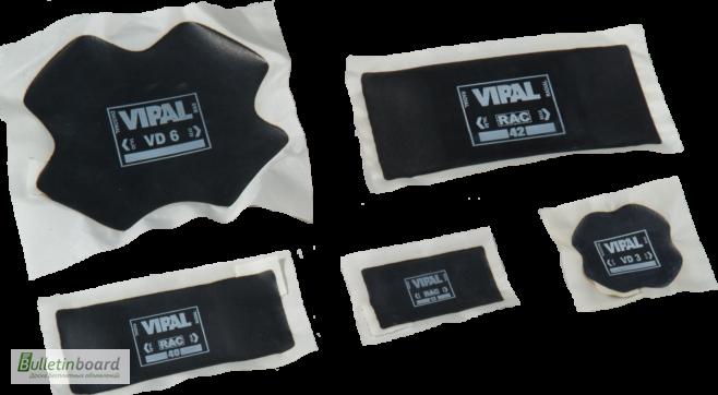 Фото 4. Шиноремонтные материалы (материалы для ремонта шин) Vipal