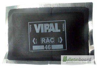 Фото 5. Шиноремонтные материалы (материалы для ремонта шин) Vipal