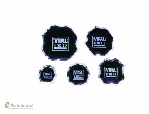 Фото 7. Шиноремонтные материалы (материалы для ремонта шин) Vipal