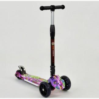 Самокат Best Scooter Макси усиленный 7505