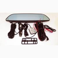 A6 Зеркало регистратор, 7 сенсор, 2 камеры, GPS навигатор, WiFi, 8Gb, Android, 3G