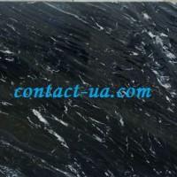 Мрамор Imperial Black толщина 30мм
