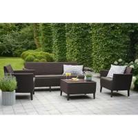 Садовая мебель Salemo 3 Seater Set Нидерланды