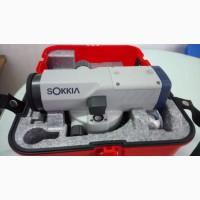 SOKKIA B40A SET - комплект: нивелир + штатив + рейка