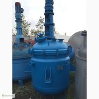 Реактор эмалированный 1, 6 м3, реактор нержавейка, Наличие от 25 литров до 100м3