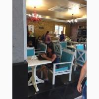Продам столы, кресла, дерево, комплект подушек из непромокаемой ткани