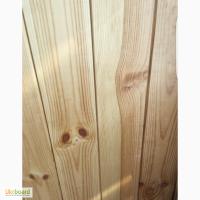 Вагонка 2 вида: сосна, смерека компания Эль Брус
