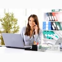 Онлайн-маркетолог, женщина