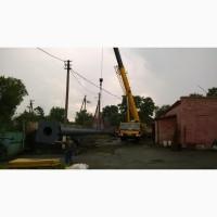 Изготовление и монтаж стальной дымовой трубы