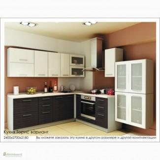Кухня Торис от Дизайн-Стелла, Киев