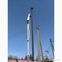 Аварийный демонтаж дымовой трубы Промышленные Дымовые Трубы