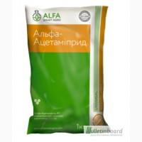 Инсектицид от широкого спектра вредителей Альфа Ацетамиприд