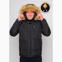 Зимняя куртка ELKEN_285 черн