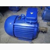Электродвигатель 4АМ-180-М4. 30 кВт. 1500 об.м