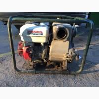 Мотопомпа бензиновая Honda WT 30 X+рукав