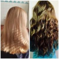 Микрокапсульное наращивания волос