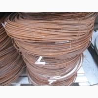 Продам проволоку стальную Ø=4-8 мм