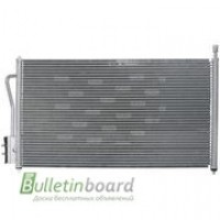 Радиатор кондиционера форд Фокус, опель Вектра 1, 4 1, 6 1, 8 2, 0