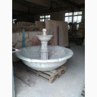 Мраморный фонтан, Украина, Мраморный фонтан способен придать роскоши, красоты