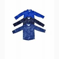 Детская рубашка теплая в Украине. Рубашка детская байковая