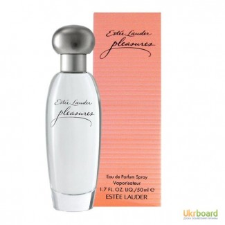 Estee Lauder Pleasures парфюмированная вода 50 ml. (Эсте Лаудер Плеазуре)