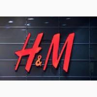 Работники на склад брендовой одежды HM (Польша)