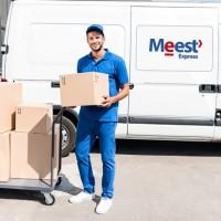 Кур'єрська доставка, доставка міжнародних поштових відправлень