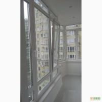 Алюминиевые окна с энергосберегающими пакетами