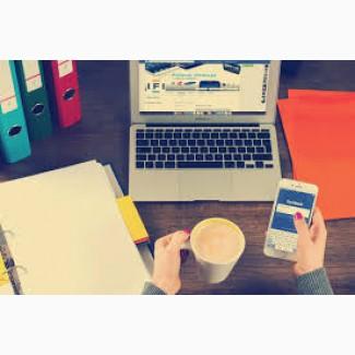 Работа / подработка в интернете