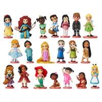 Большой игровой набор фигурок Принцессы Дисней аниматор в детстве