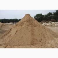 Песок речной, песок овражный, грунт на подсыпку (супесь, суглинок)