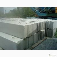 Продаем фундаментные блоки, плиты перекрытия, жби перемычки и многое другое