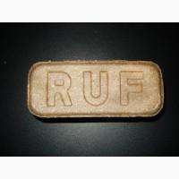Топливные брикеты RUF из дуба ! Качество! Сертификат