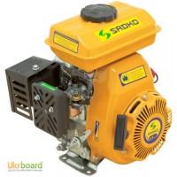 Двигатель бензиновый Sadko (Садко) GE-100. 2, 5 л.с. Оригинал. Гарантия