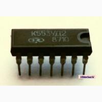 Микросхемы К553УД2