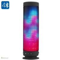 Продам 10Вт портативную светомузыкальную колонку с Bluetooth подключением