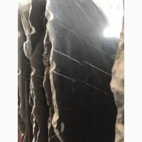 Черный мрамор - слябы, плитка, плиты в том числе Испания ( Неро Марквина