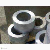 Втулка алюминиевая D500 мм марка АК 7, АК 12 L-до 500 мм