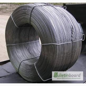 Проволока стальная без покрытия тн ГОСТ 3282-74 Днепропетровск
