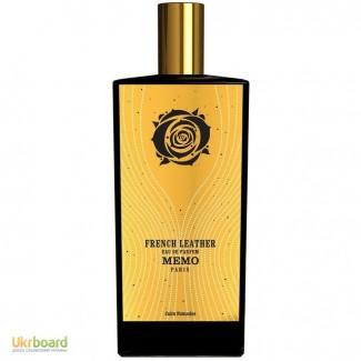 Memo French Leather парфюмированная вода 75 ml. (Тестер Мемо Французская Кожа)